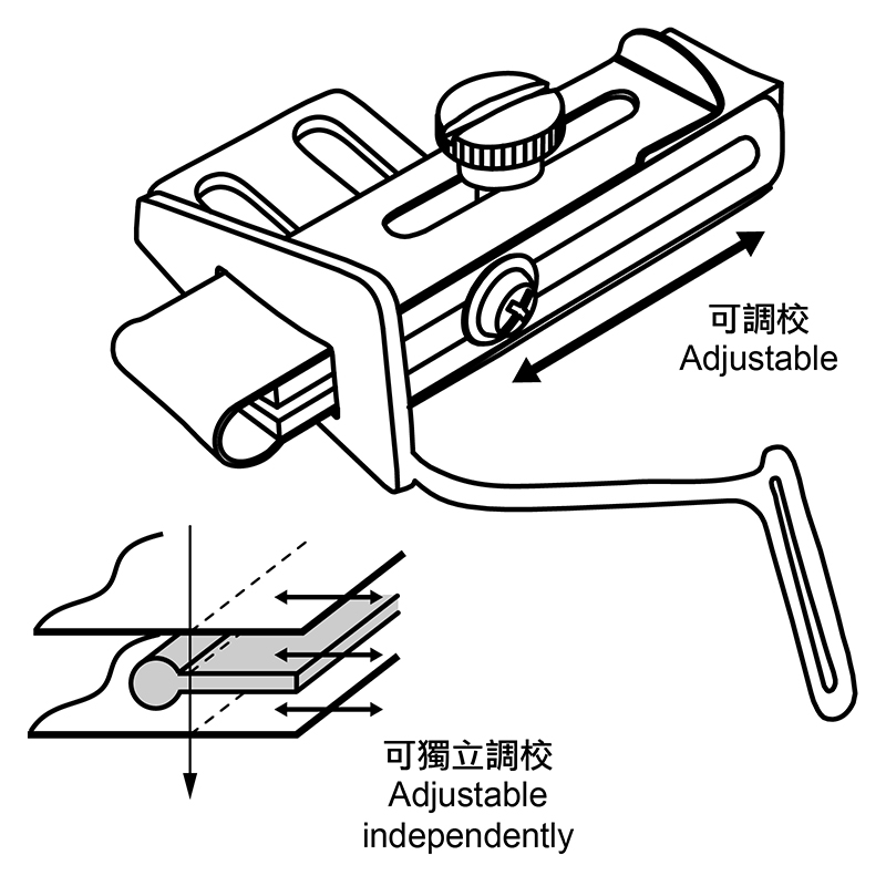 KHF2210T Cord Piping Attachment