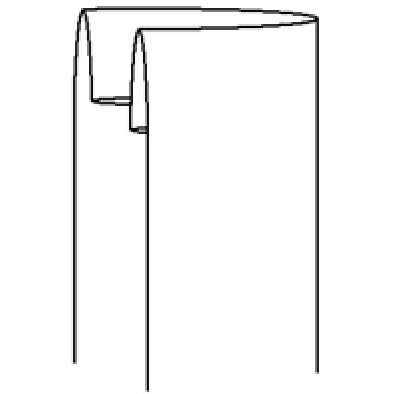 KHF1508 Waist Band Folder