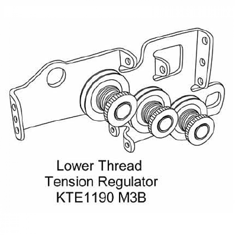 Ms 1190 3 Needle Conversion Kit
