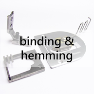 Binding & Hemming