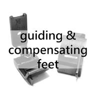 Guiding Foot