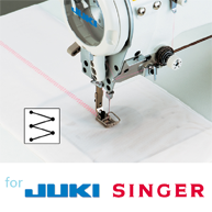 Singer/Juki Zigzag