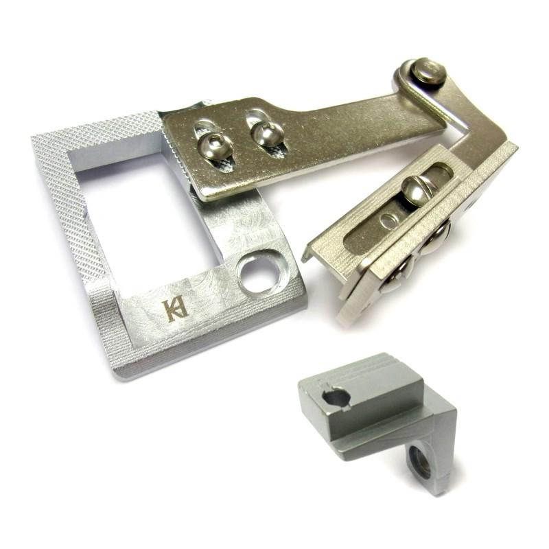 KH205-FNP/FDB Needle Plate + Feed Dog