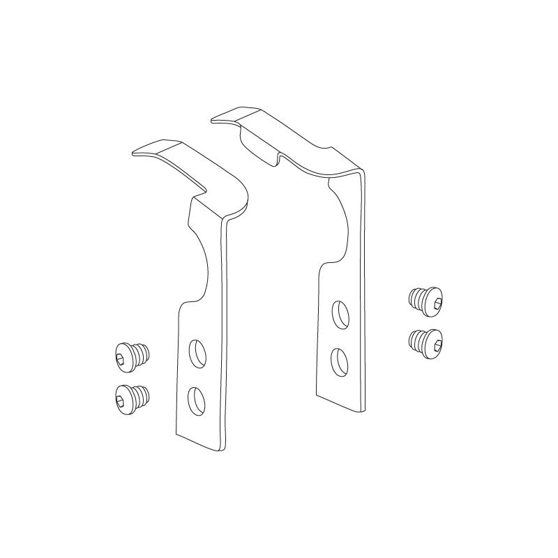 KA768-F Downturn Hemmer Attachment for KA768-BG / KA768-LBG