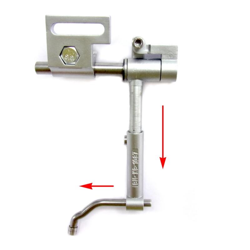 KG1087-6 Roller Guide
