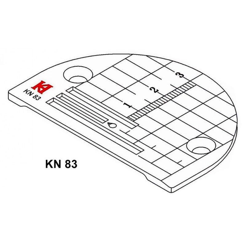 Kn83 Needle Plate Kf83 Feed Dog