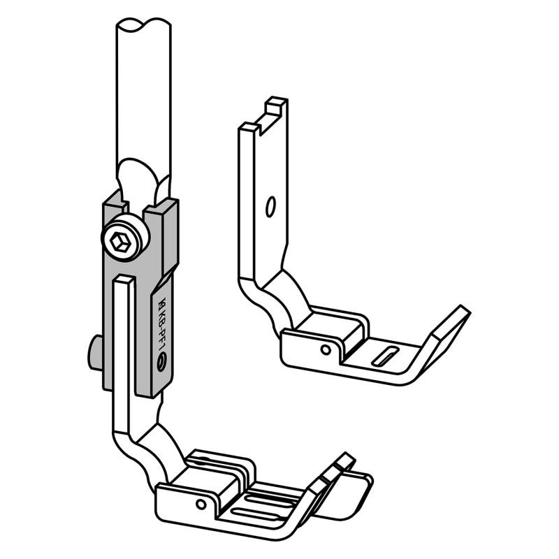 KB-PF1 Presser Foot Holder Converter